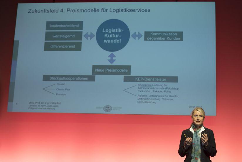 Swiss Logistics Innovation Day 2018